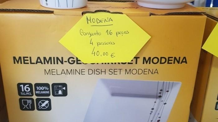 Modena 16 peças