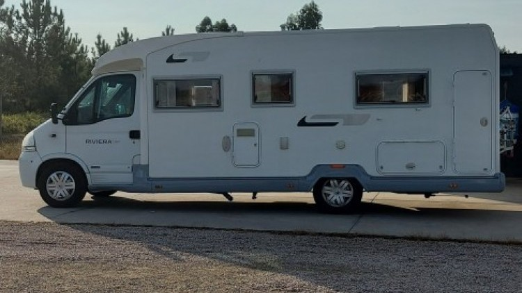 Caravans International Riviera 95 P